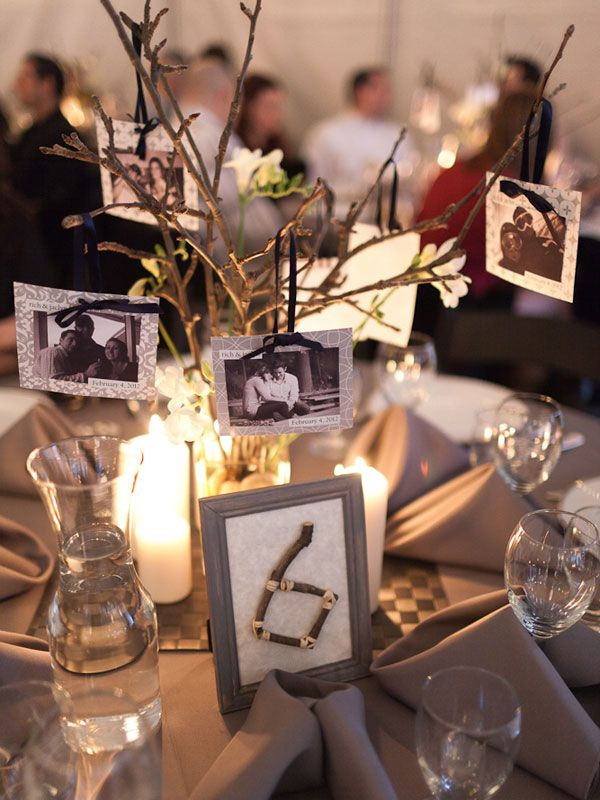 Personalized Wedding Tables Silvertunes Entertainment