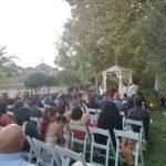ceremony music kellys wedding garden